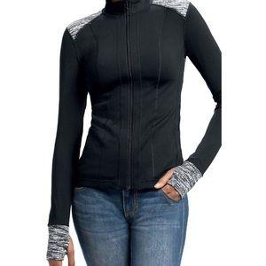 Cabi reversible athletic jacket small